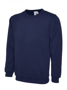 Classic Sweatshirt French Navy