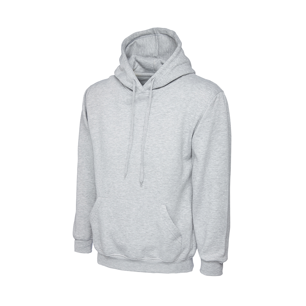 Classic Hoody Heather Grey
