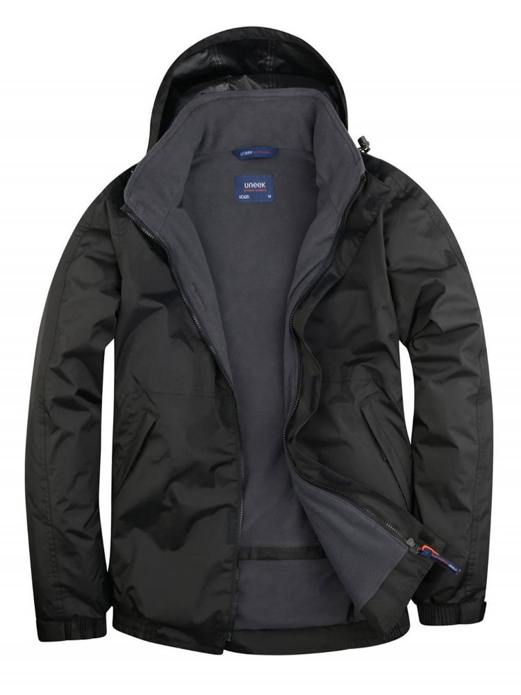 Premium Outdoor Jacket Black