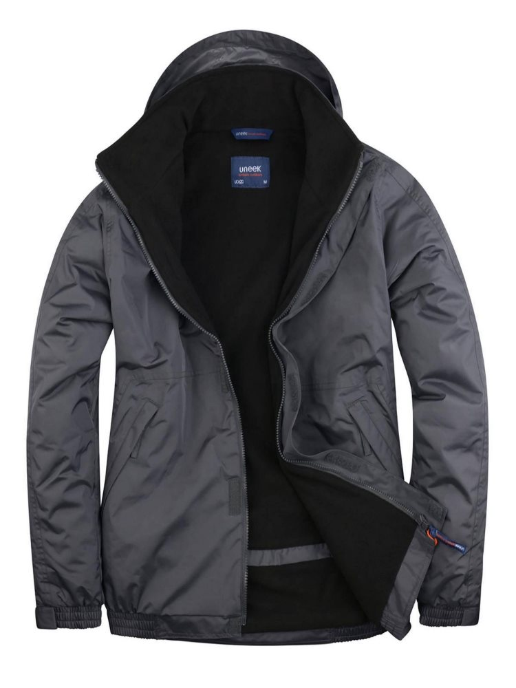 Premium Outdoor Jacket Deep Grey