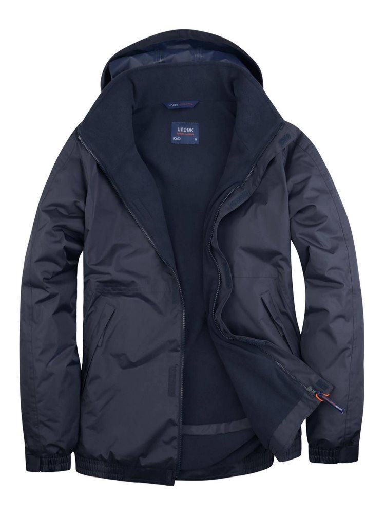 Premium Outdoor Jacket Navy