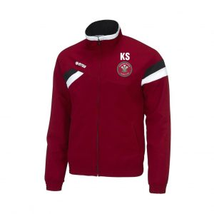 Virginia Water FC Full Zip Tracksuit Top