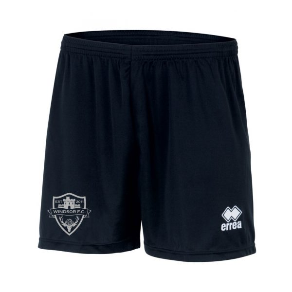 Windsor FC Black Training Short
