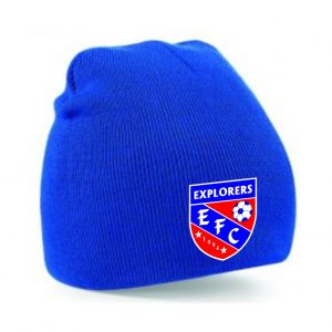Explorers FC PLAYERS Beanie