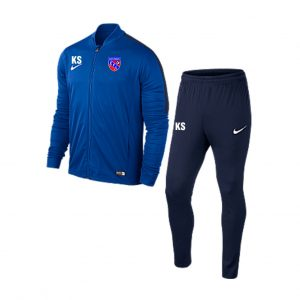 Explorers FC PLAYERS Nike Knit Tracksuit
