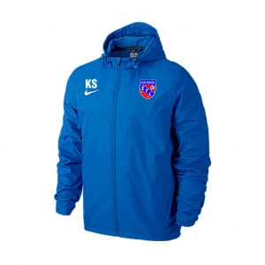 Explorers FC PLAYERS Nike Rainjacket