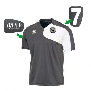 Hounslow Football Academy Short Sleeve Playing Top