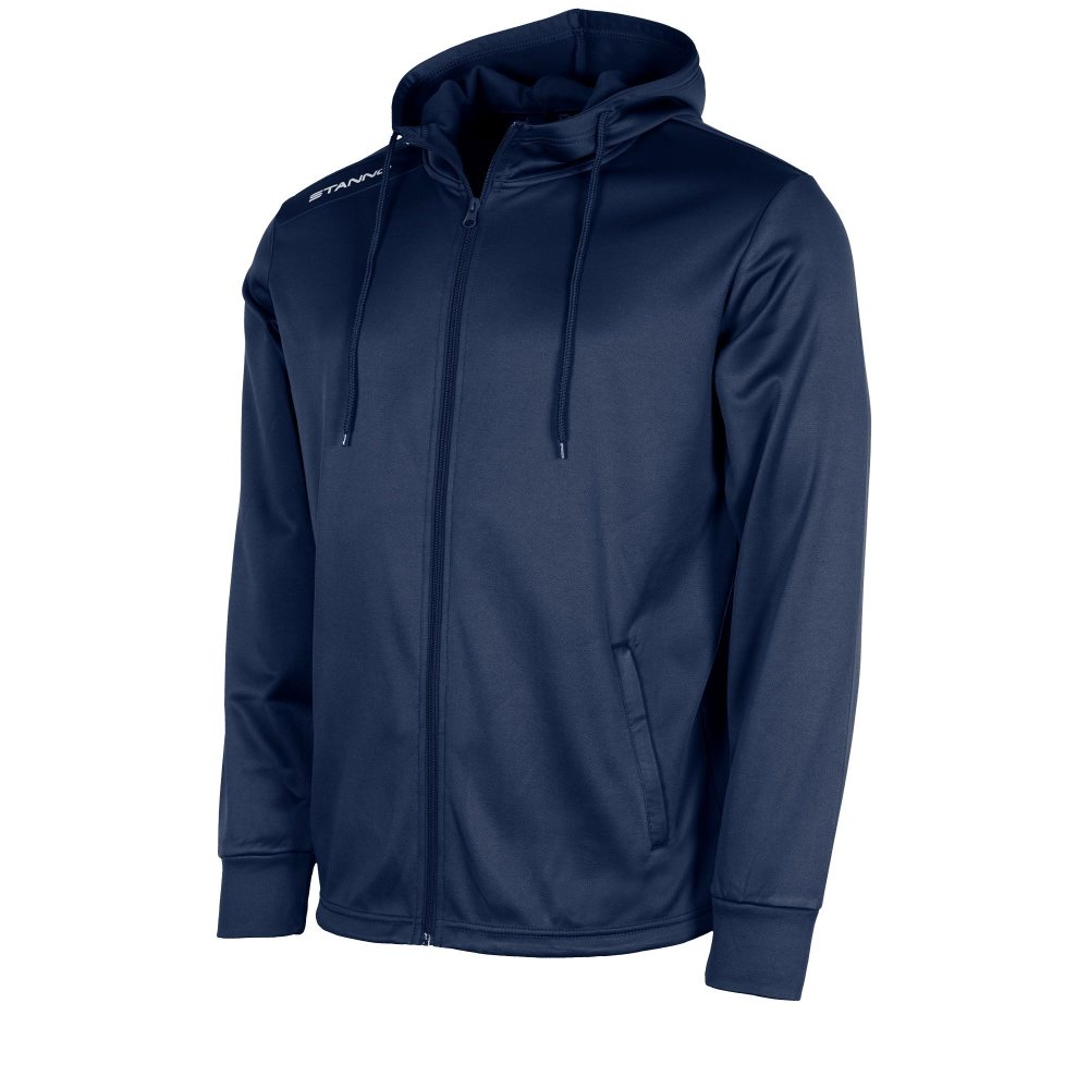 Stanno Field Hooded Tracksuit Top Navy