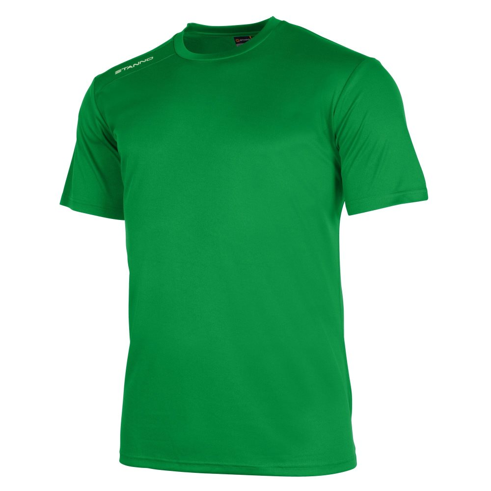 Stanno Field Short Sleeve Shirt Green