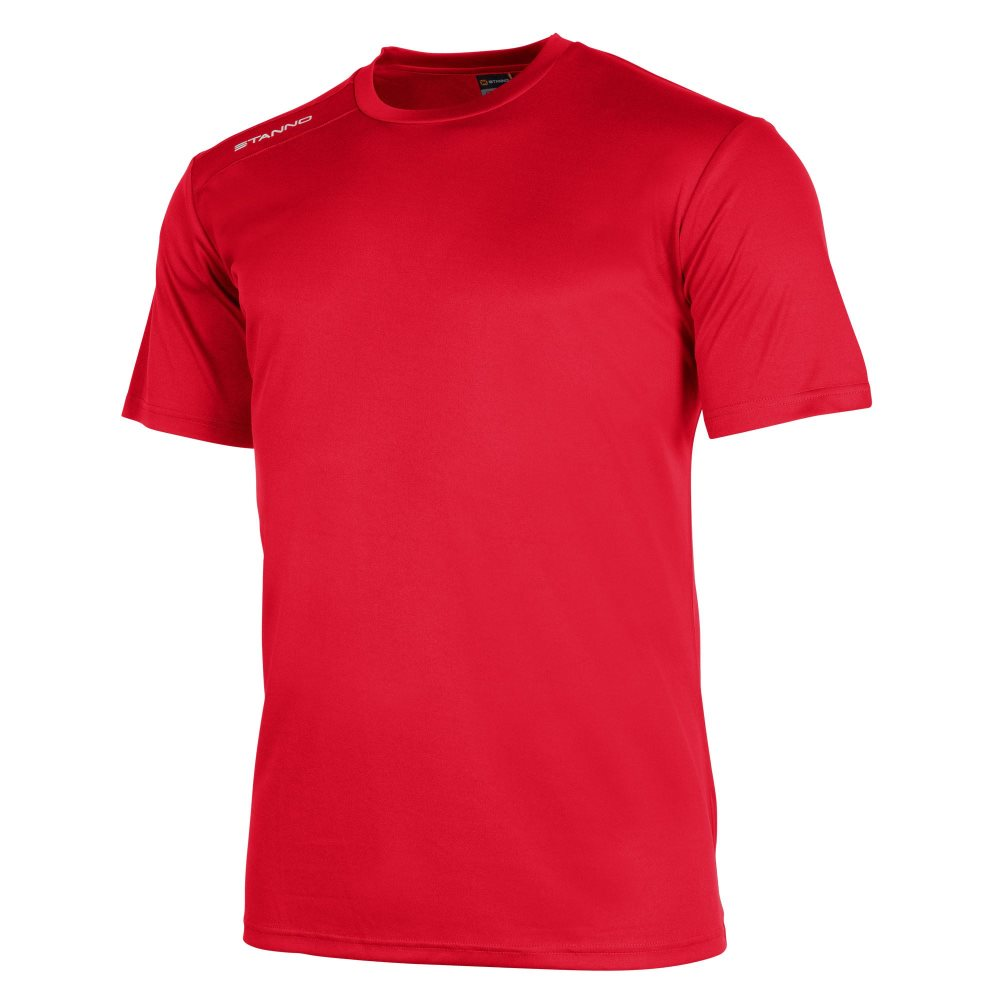 Stanno Field Short Sleeve Shirt Red