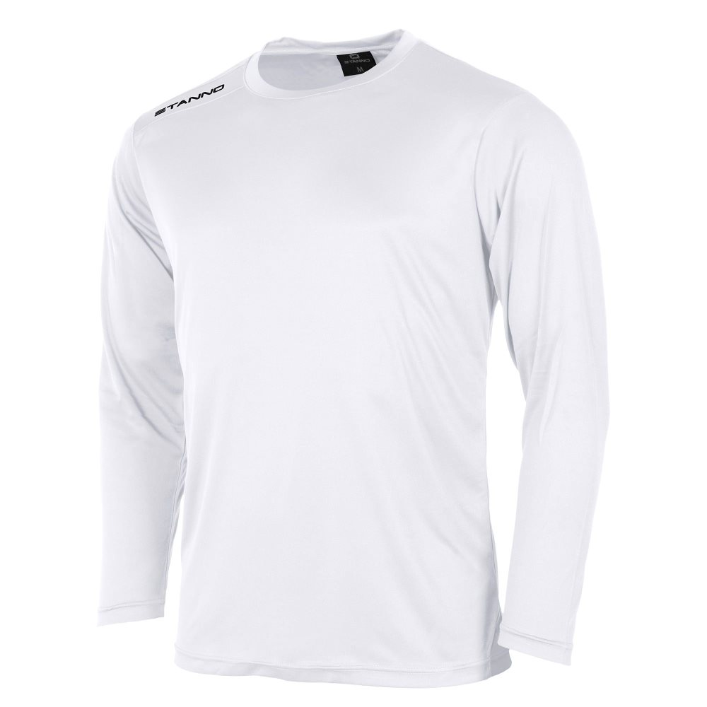 Stanno Field Long Sleeve Shirt White