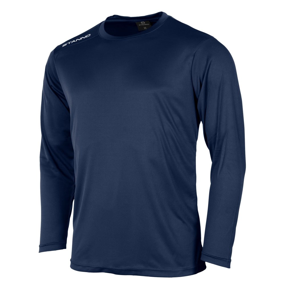 Stanno Field Long Sleeve Shirt Navy