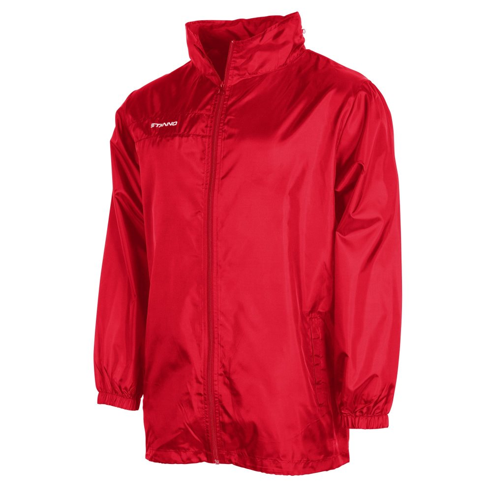 Stanno Field All Weather Jacket Red