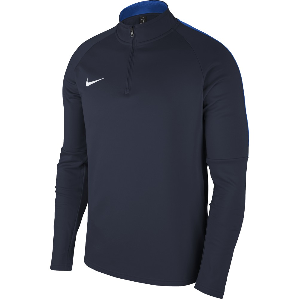 Nike Academy 18 Drill Top Obsidian/Royal Blue/White