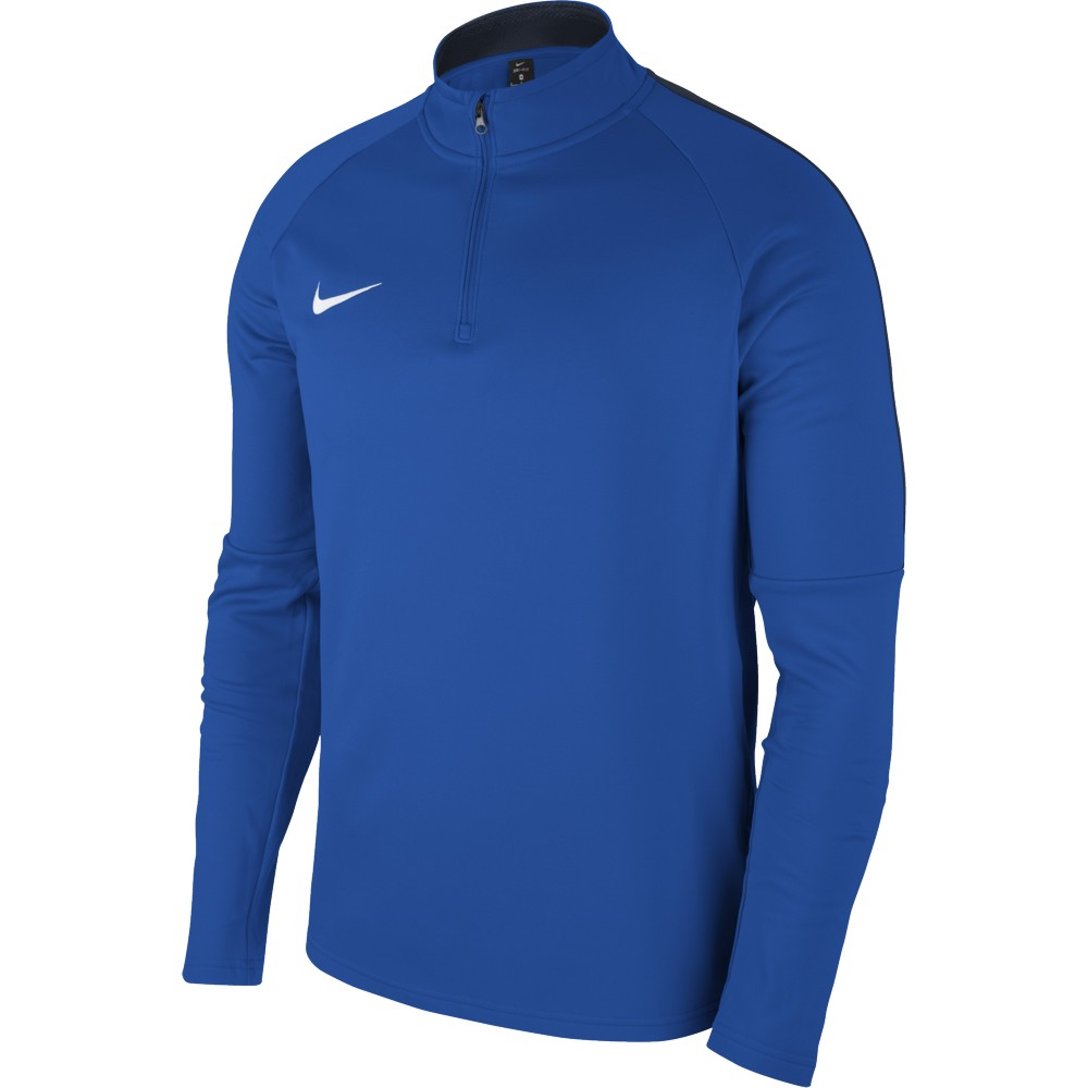 Nike Academy 18 Drill Top Royal Blue/Obsidian/White