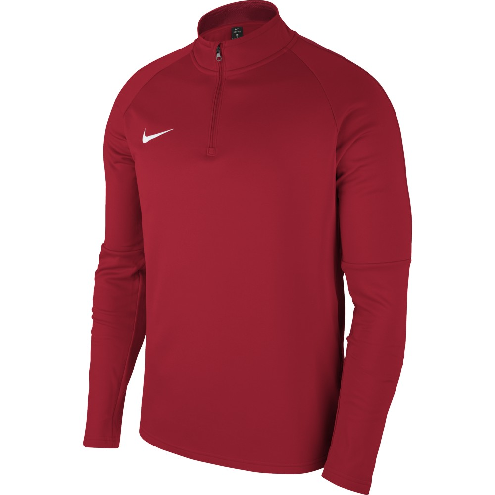 Nike Academy 18 Drill Top University Red/Gym Red/White