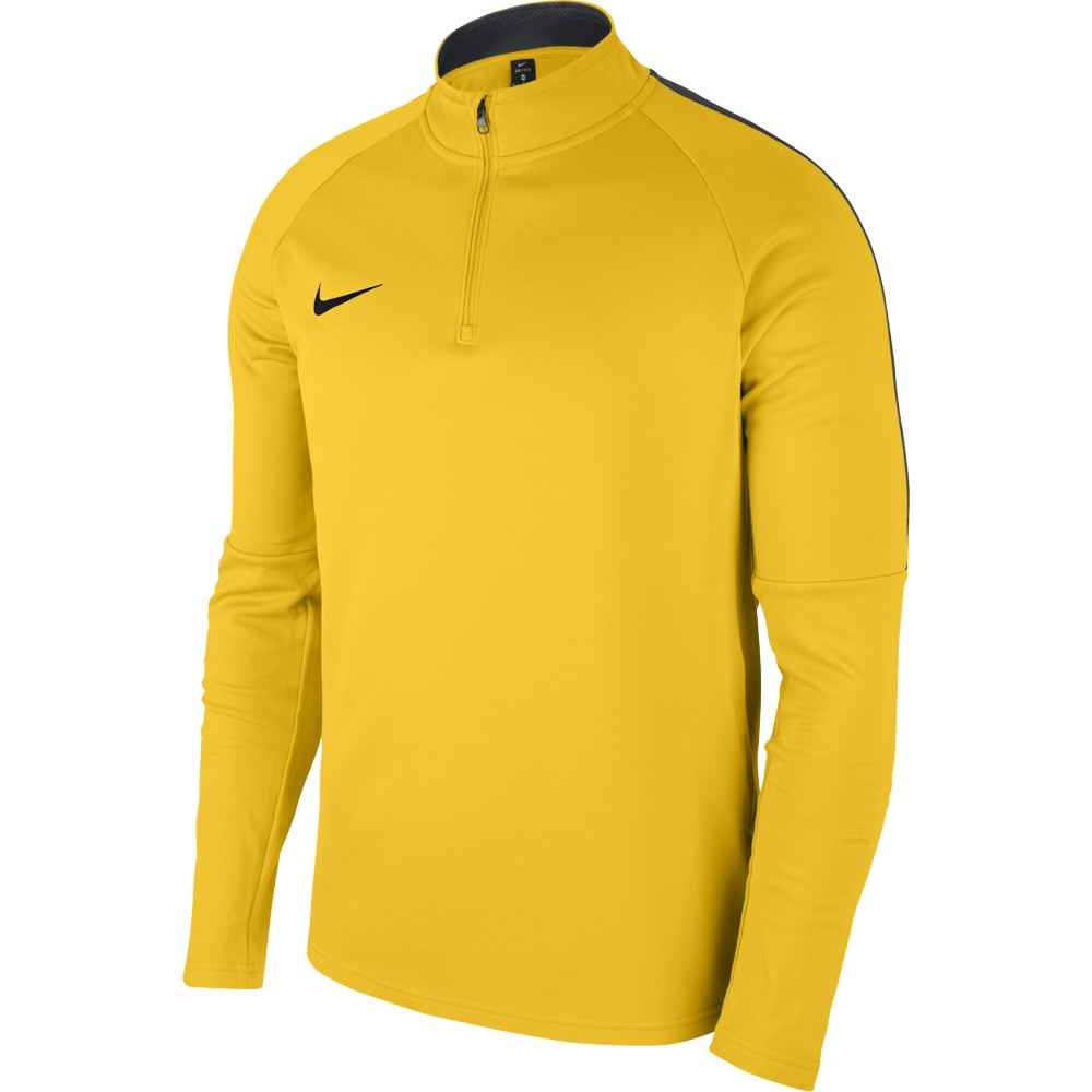 Nike Academy 18 Drill Top Tour Yellow/Anthracite/Black