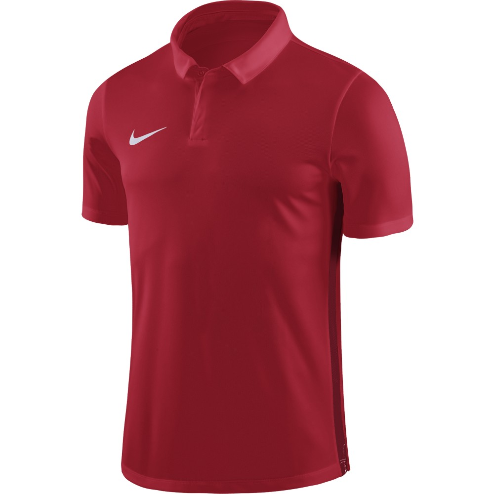 Nike Academy 18 Polo Top University Red/Gym Red/White