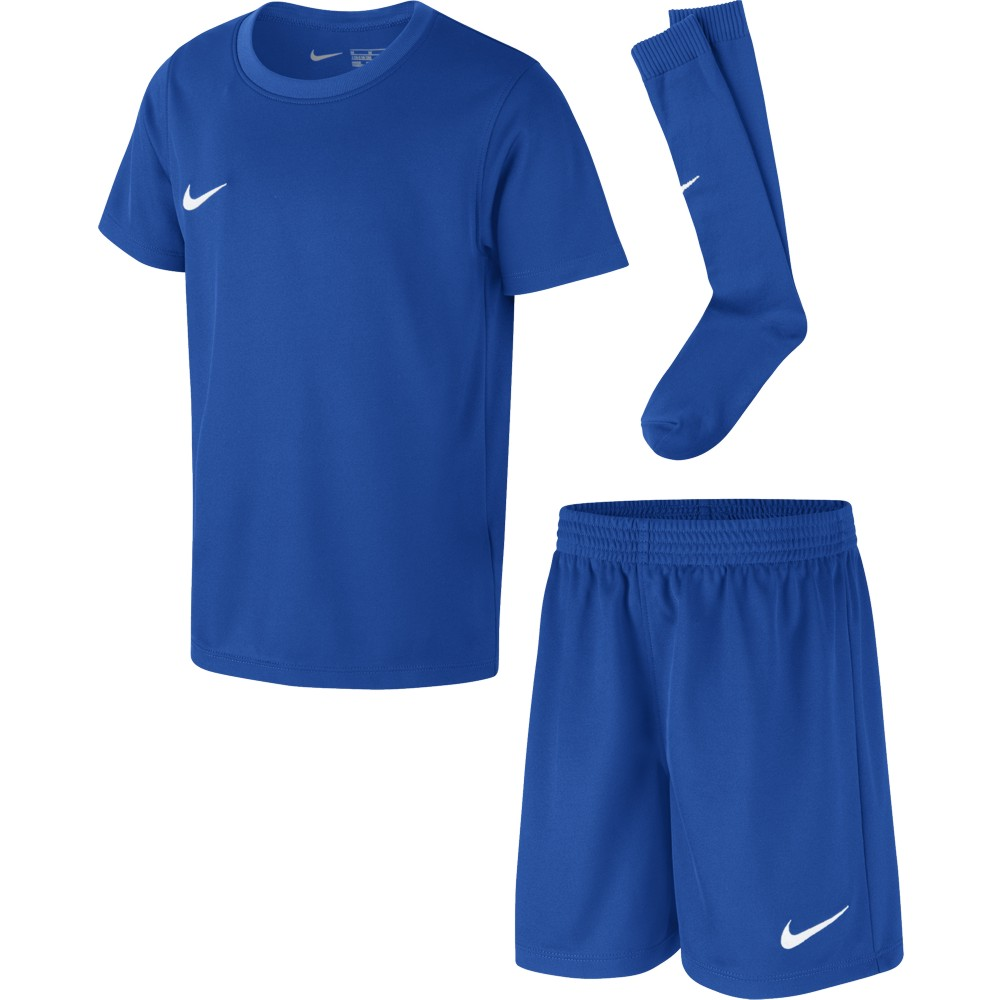 Nike Park Kit Set Royal Blue