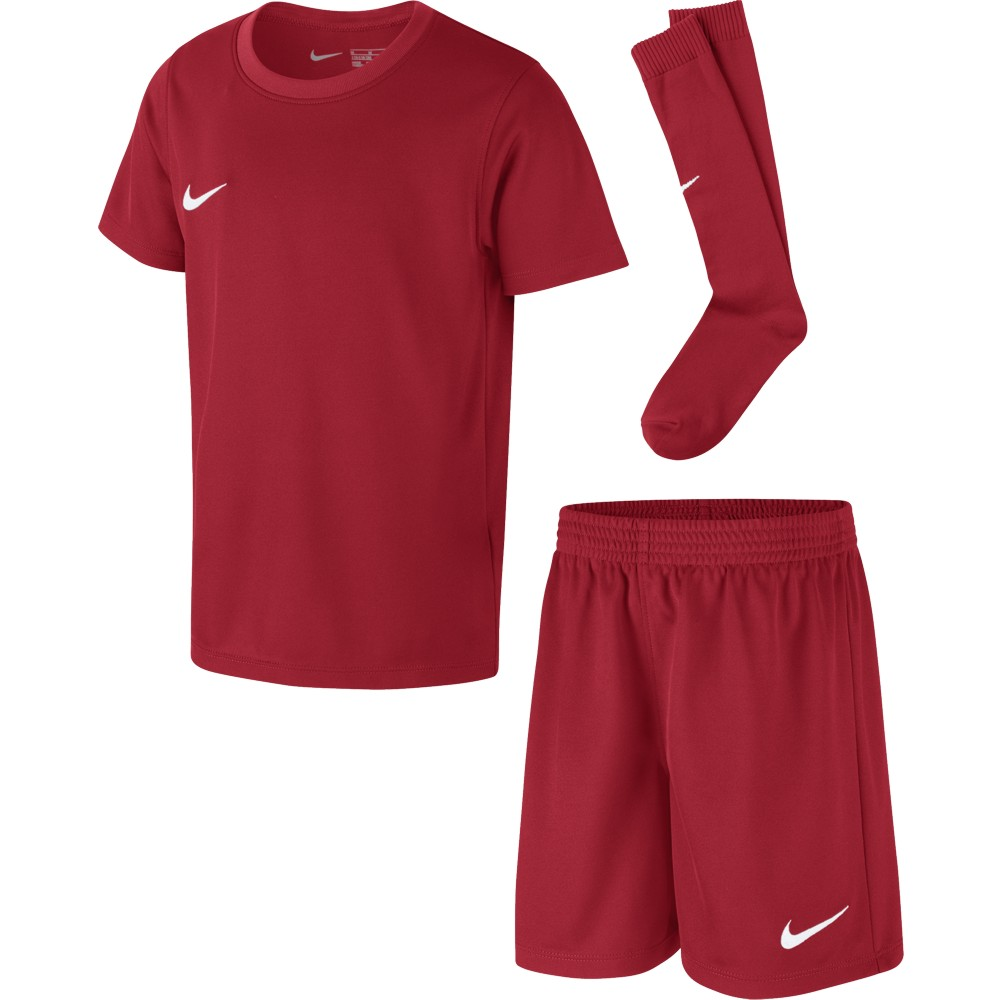 Nike Park Kit Set University Red