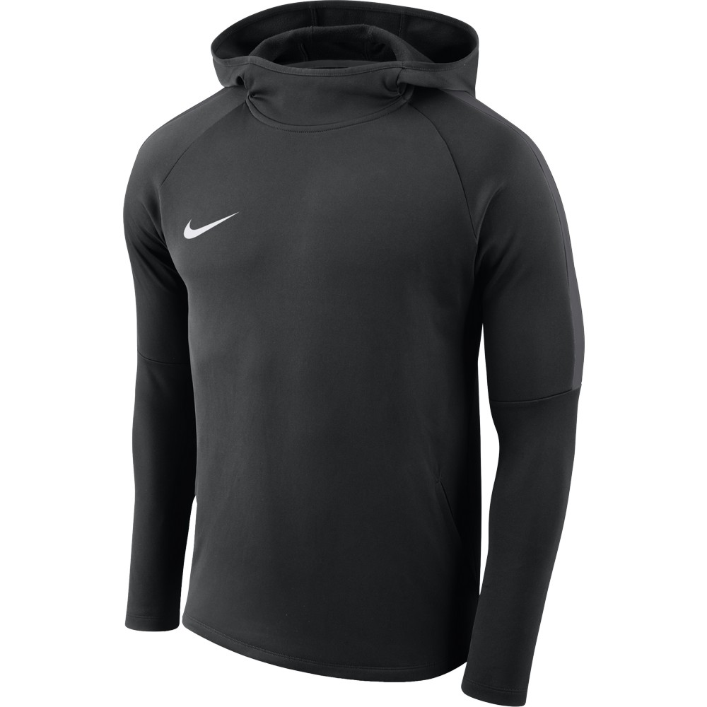 Nike Academy 18 Hoody Black/Anthracite