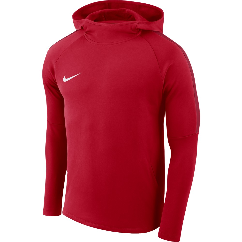 Nike Academy 18 Hoody University Red/Gym Red