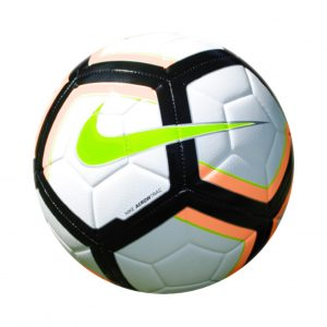 Nike Strike Team Match Ball White/Orange/Black/Volt