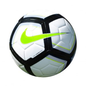 Nike Strike Team Match Ball White/Silver/Black/Volt