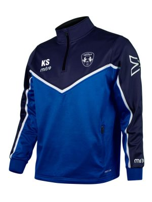 Halliford Colts FC Mitre 1/4 Zip Midlayer