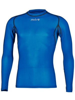 Halliford Colts FC Mitre Baselayer Royal Top