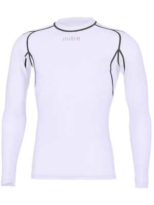 Halliford Colts FC Mitre Baselayer White Top