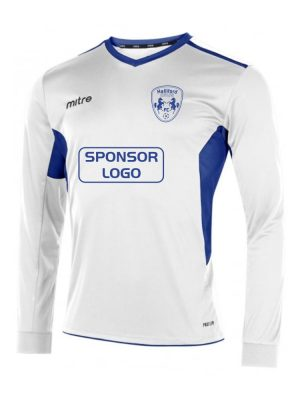 Halliford Colts FC Mitre Home Shirt Long Sleeve