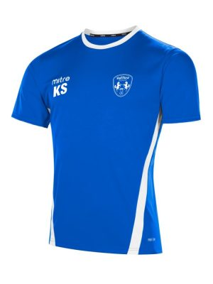Halliford Colts FC Mitre Training Shirt Short Sleeve