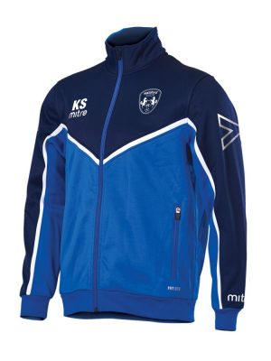 Halliford Colts FC Mitre Trackjacket