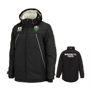 Windsor Youth FC Errea Coaches Jacket