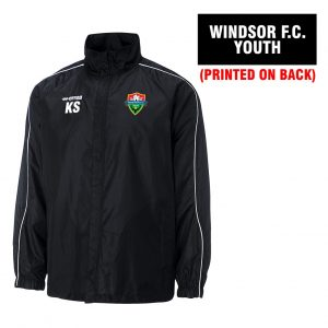 Windsor Youth FC Errea Rain jacket