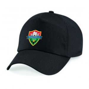 Windsor Youth FC Black Cap